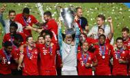 Momentos do futebol internacional 2020: Bayern conquista Liga dos Campeões em Lisboa