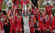 PSG-Bayern Munique (Lusa)