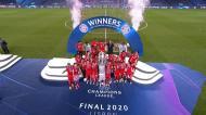 O resumo da vitória sobre o PSG que valeu o título europeu ao Bayern