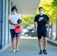 Regresso do FC Porto ao trabalho (foto Instagram FC Porto)