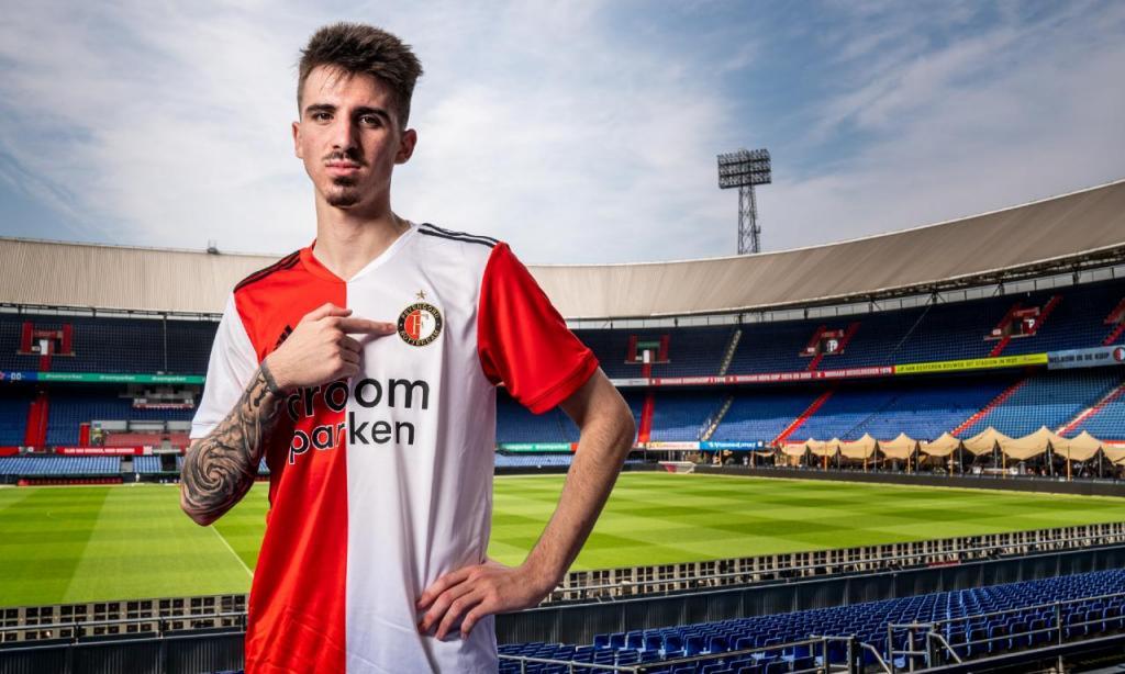 Bernardo Silva (Feyenoord)