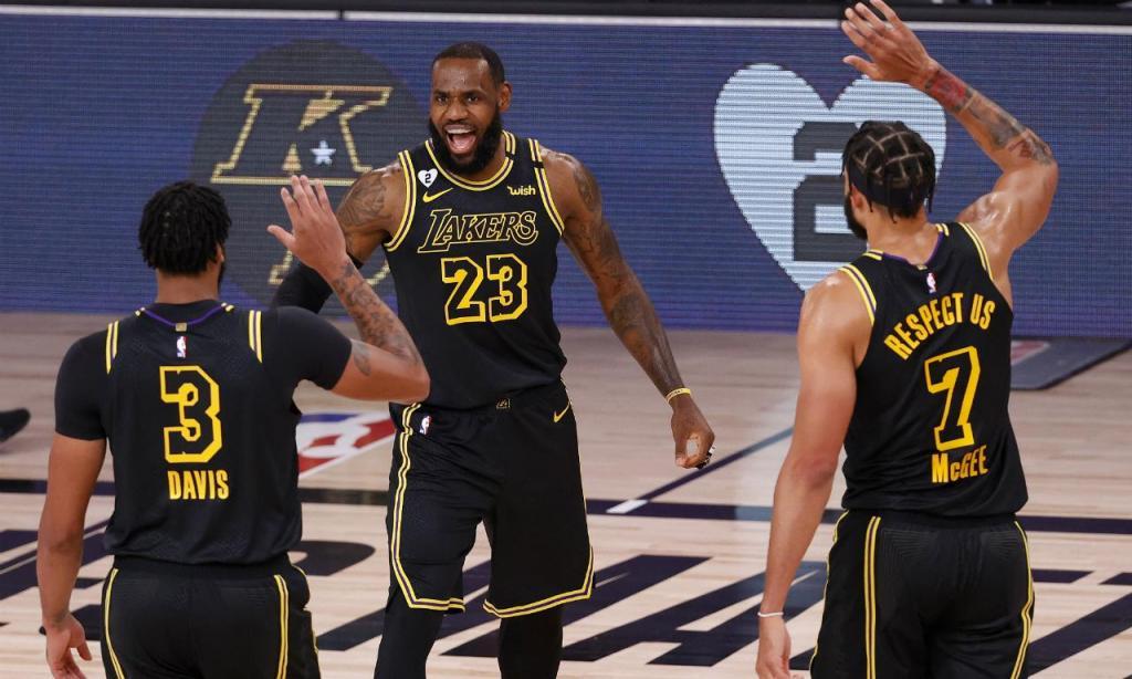 Lakers (EPA/JOHN G. MABANGLO)