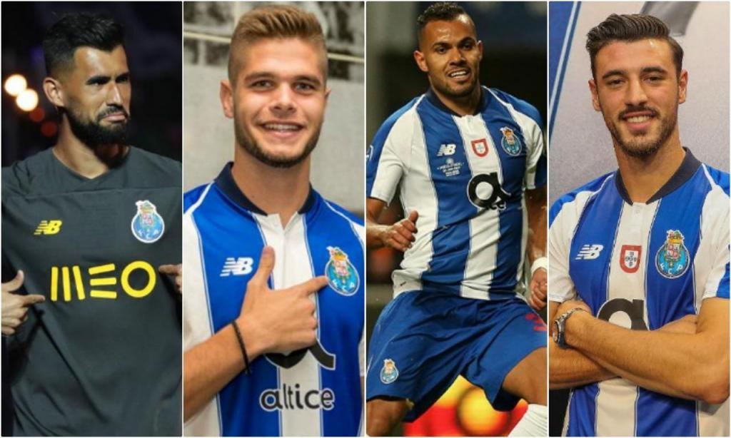 Emprestados pelo FC Porto (FC Porto)
