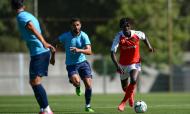 Jogo-treino: Sp. Braga-Vizela (3-3). 25 de agosto de 2020 (Foto: SC Braga)