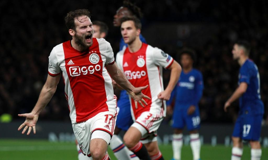 Daley Blind (AP Photo/Ian Walton)