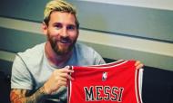 Messi (twitter Chicago Bulls)