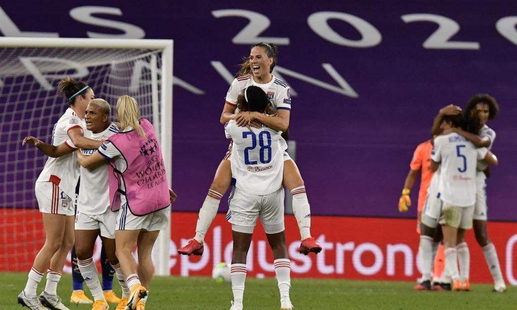 Champions feminina: PSG-Lyon
