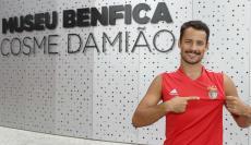 Voleibol: Benfica oficializa Bernardo Silva