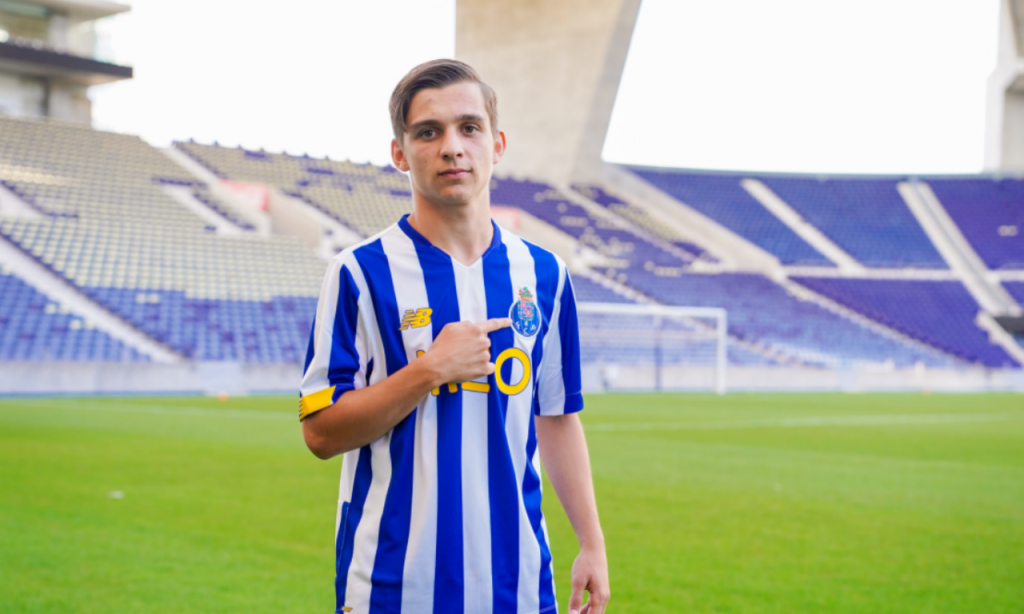 Francisco Conceição (twitter FC Porto)
