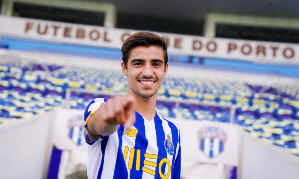 Rodrigo Conceição (twitter FC Porto)