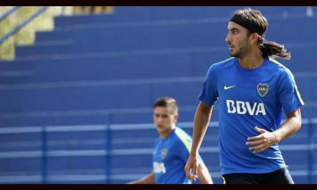 Seba Pérez (Boca Juniors)