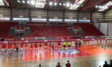 Andebol: Benfica adia jogo e suspende treinos devido a casos de covid-19