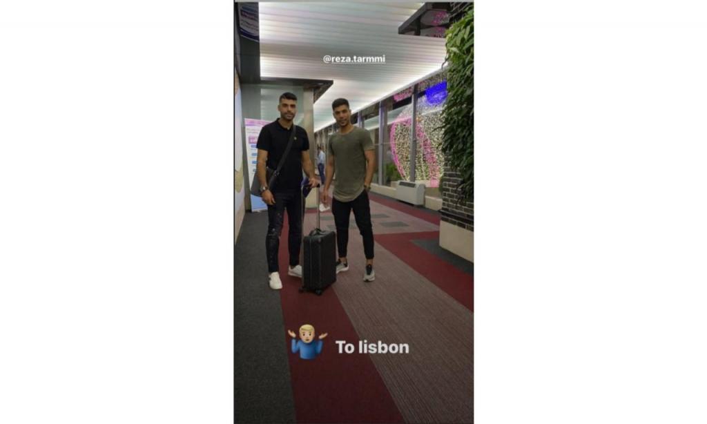 Taremi (Instagram)