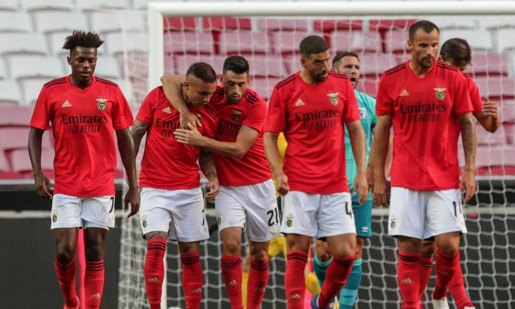 Benfica-Bournemouth
