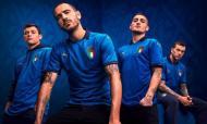 A nova camisola de Itália para 2020-2022