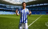 David Silva (twitter Real Sociedad)