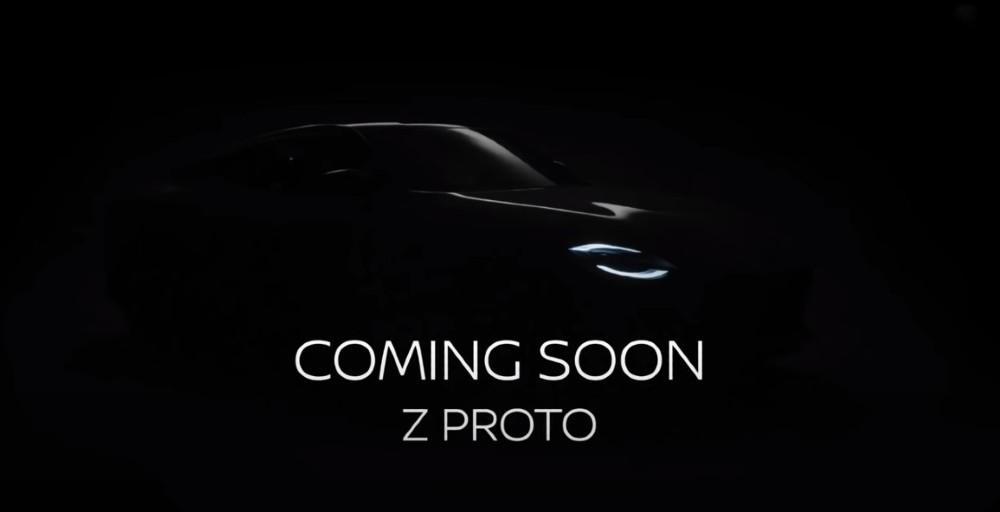 Novo Nissan Z