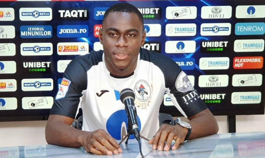 Idrisa Sambú (Gaz Metan)