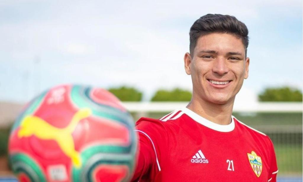 1) Darwin Nuñez, Almeria »»» Benfica (€25M)