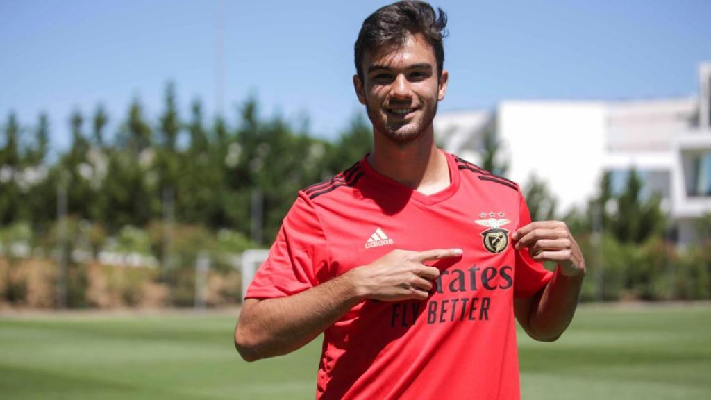 Ricardo Dias Ribeio (SL Benfica)