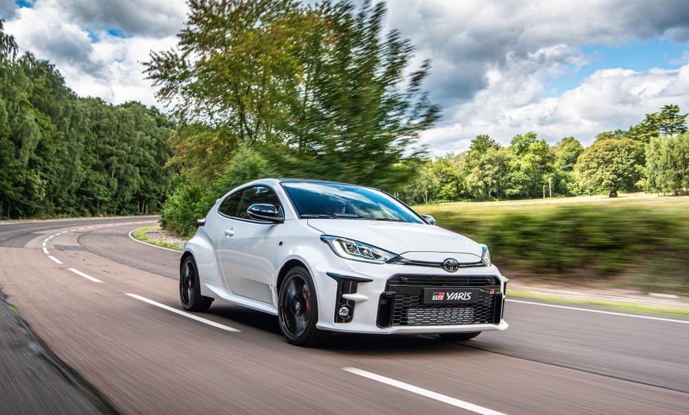 Novo Toyota GR Yaris