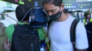 Chegada a Lisboa: «25 milhões? Darwin Nuñez vai ter êxito»