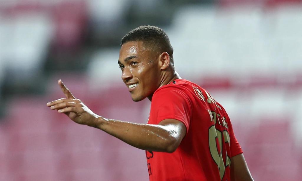 Benfica-Sp. Braga (LUSA)