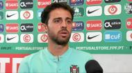 Bernardo Silva: «Croácia também gosta de jogar em ataque organizado»