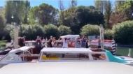 Georgina Rodriguez atraiu holofotes na chegada ao festival de Veneza