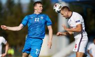 Liga das Nações: Islândia-Inglaterra (Brynjar Gunnarson/AP)