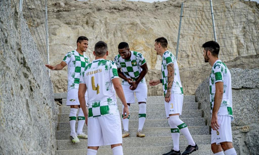 Moreirense 2020/2021 (Foto: Moreirense FC)