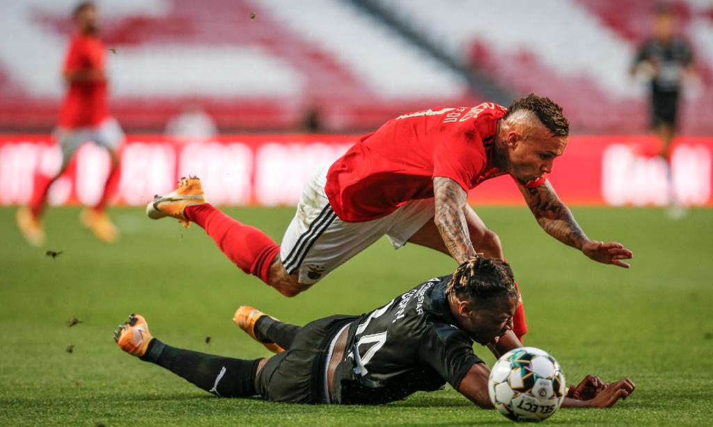 Pré-Época: Benfica-Rennes (Rodrigo Antunes/LUSA)
