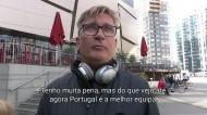 «Sinto saudades de Portugal, todos os dias ouço fado»