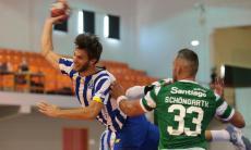 Andebol: FC Porto impõe primeira derrota ao Sporting