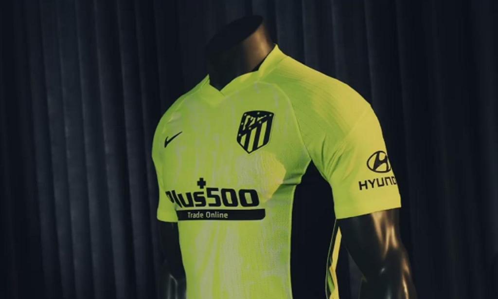 Terceiro equipamento do Atlético de Madrid