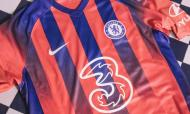 Terceiro equipamento do Chelsea para a época 2020/21