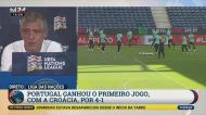«Ronaldo? Vamos ver se está nas mesmas condições físicas dos colegas»