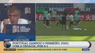 «Portugal é melhor sem Ronaldo? Nenhuma equipa é melhor quando o melhor do mundo não está»