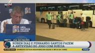 «Não esquecemos que a Suécia nos ganhou 3-2 na Madeira»