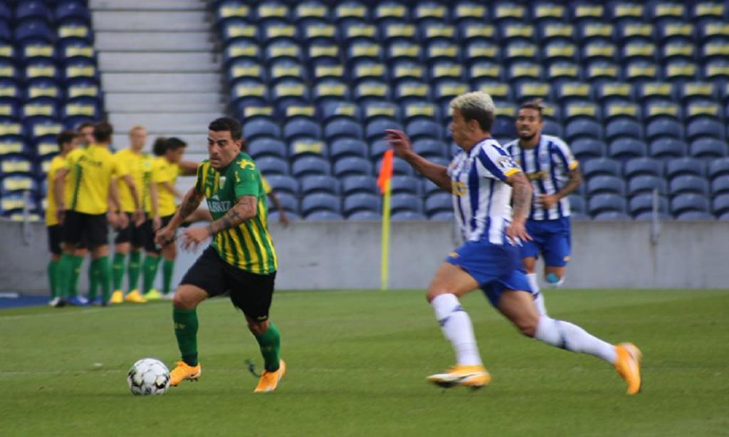 FC Porto-Tondela (foto: Tondela)