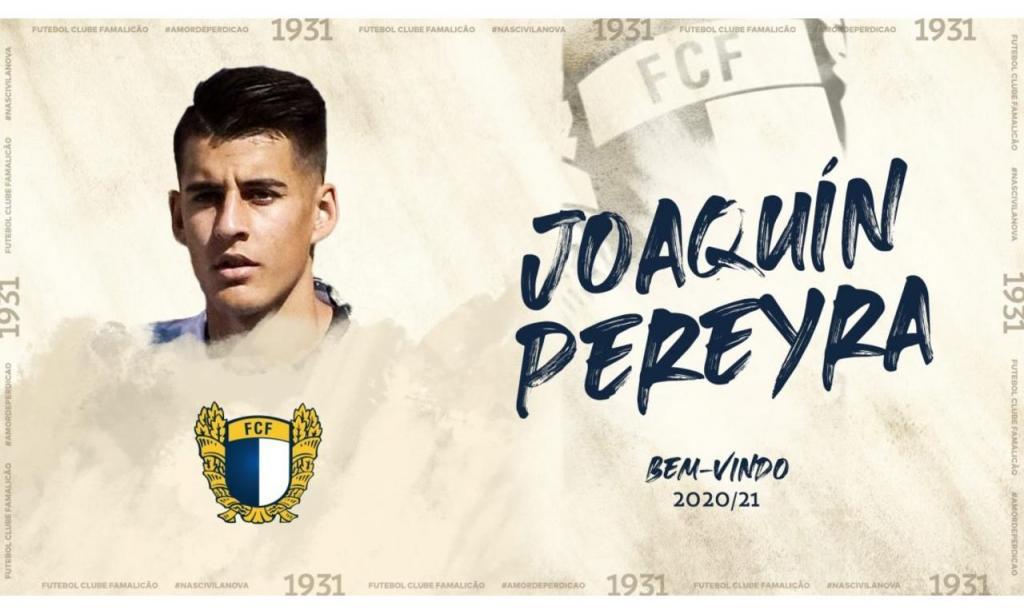 Joaquín Pereyra (Famalicão)