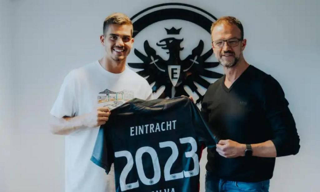 André Silva (Eintracht Frankfurt)