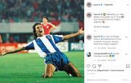 Jardel confunde Madjer com Fernando Gomes