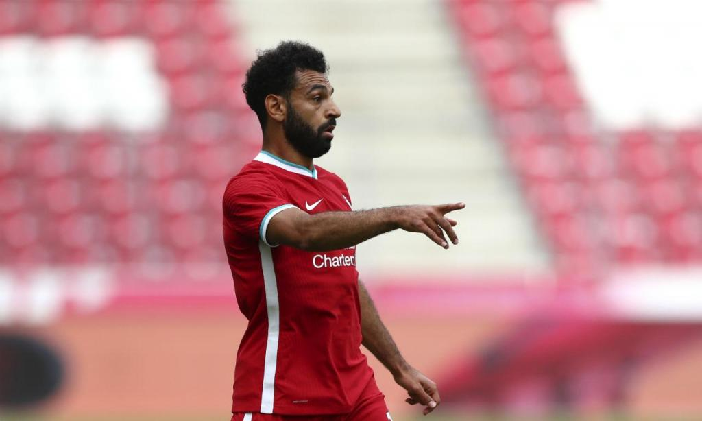 9. Mohamed Salah, 90 (Liverpool)