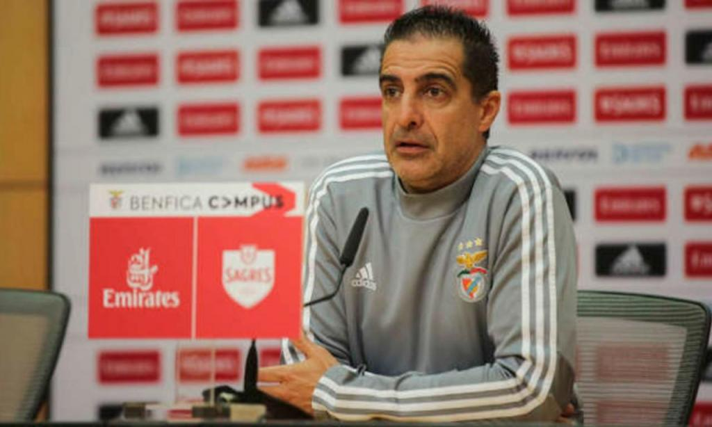 Renato Paiva (foto: SL Benfica)