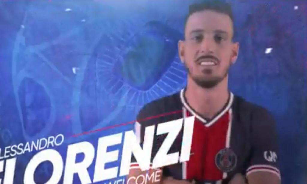 Florenzi (PSG)
