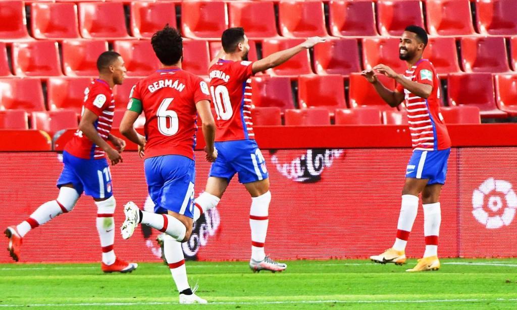 Granada-Athletic Bilbao (Miguel Angel Molina/EPA)