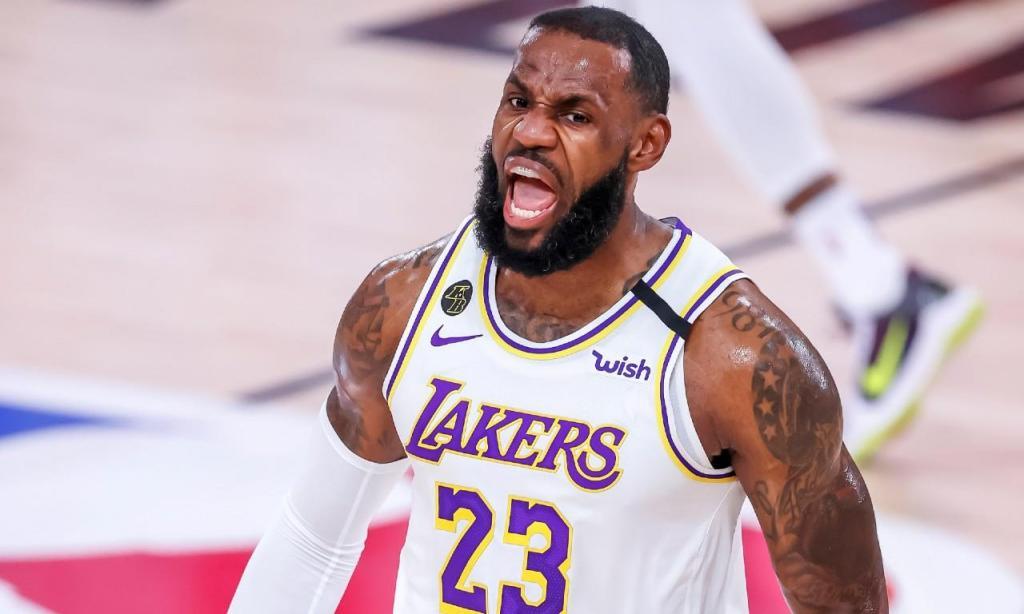 Lakers-Rockets (EPA)
