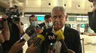 Luís Filipe Vieira queixa-se de «campanha caluniosa»