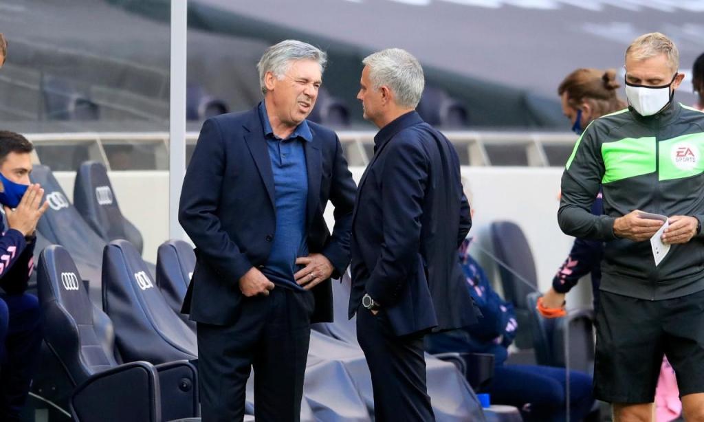 Tottenham-Everton (AP)